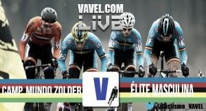 Campeonato del Mundo de Zolder: prueba élite masculina 2016