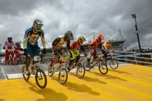 Hoy arranca el Mundial de BMX en Nueva Zelanda: Colombia, favorita