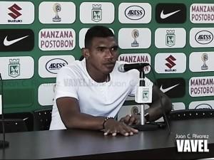 """Elkin Blanco: """"Quedar eliminado en primera fase es difícil, pero esperamos terminar en Sudamericana"""""""