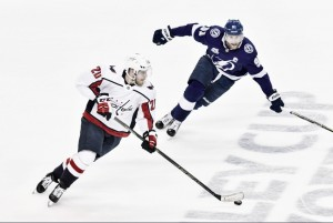 Capitals take a commanding 2-0 series lead over Lightning