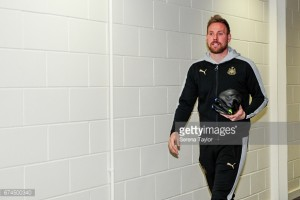 Newcastle not worried about Rob Elliot's international squad withdrawl