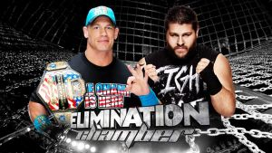 2015 WWE Elimination Chamber Predictions