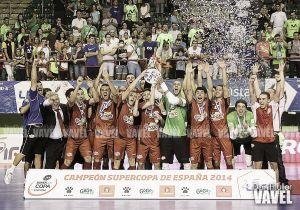 ElPozo Murcia, campeón de la Supercopa de España