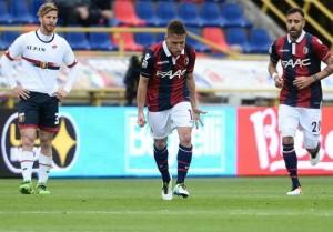 Il Bologna ipoteca la salvezza: Genoa sconfitto 2-0