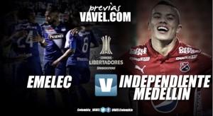 Emelec - Medellín: Un duelo por la reivindicación