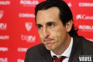 """Emery: """"El partido contra el Sporting es de alto nivel"""""""