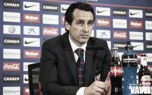 """Emery: """"Han sido superiores, no hemos podido pararles"""""""
