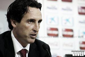 """Emery: """"El equipo ha hecho un gran esfuerzo, pero no ha sabido atacar con claridad"""""""