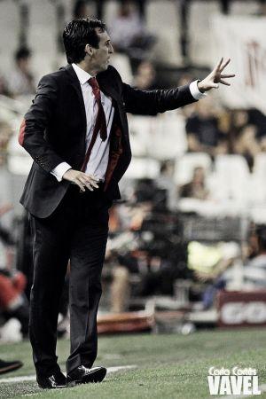 """Emery: """"Nuestro objetivo es ofrecer un fútbol dinámico y bonito"""""""