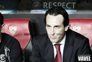 """Emery: """"Queremos ser alguien en esta Champions"""""""