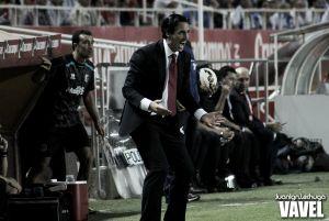 """Emery: """"Este partido medirá nuestro momento"""""""