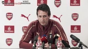 """Emery: """"La opinión de Wenger es importante para mí, pero lo mejor es mi relación directa con los jugadores"""""""