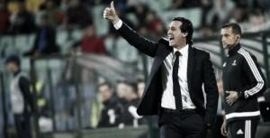 """Unai Emery: """"El partido contra el Marsella tiene un sabor especial"""""""