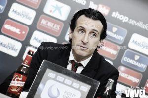 """Emery: """"Tenemos que estar preparados para competir al máximo de exigencia"""""""