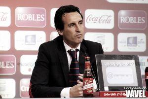 """Emery: """"No tiene que darnos miedo que haya futbolistas que puedan salir"""""""