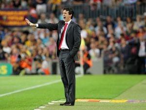 """Emery: """"Se pretende cimentar un buen Sevilla"""""""