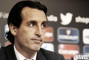 """Emery: """"La credibilidad del equipo sigue siendo alta"""""""