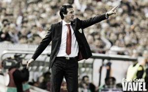 "Emery: ""Hemos sabido sufrir para ganar"""