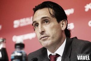 """Emery: """"No queríamos dar opciones al rival"""""""