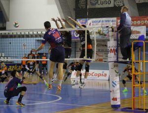 CAI Voleibol Teruel - Emevé Lugo: el campeón recibe al colista