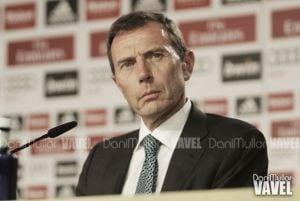 "Butragueño: ""No merecimos perder"""