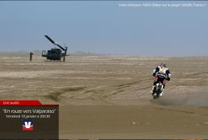 """Dakar 2014, 6e étape : """"En route vers Valparaiso"""", en direct live à 20h30"""
