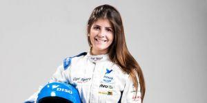 """Entrevista. Emma Falcón: """"Igual en ocho meses puedo volver a subirme en el coche"""""""