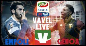 Risultato Empoli - Genoa, Serie A 2015/2016 (2-0): sblocca Krunic, raddoppia Zielinski