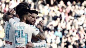 Serie A - Napoli, spettacolo a metà ad Empoli. Insigne e Mertens infrangono il tabù Castellani