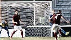 El Empoli se derrota contra la Roma