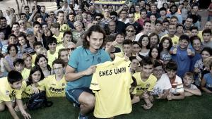Enes Ünal: ''Voy a darlo todo por el Villarreal''