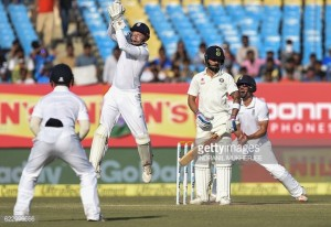 India vs England - First Test, Fifth Day: Indians hold on for draw after late England rally
