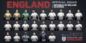 England squad announced: Heaton, Austin and Vardy get debut call-ups