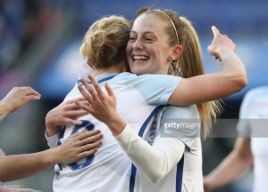 SheBelieves Cup 2018: Germany 2-2 England