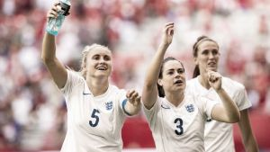 Houghton hopes to inspire new generation of women's football