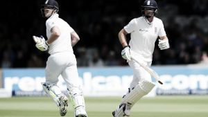 Stokes and Root Help England Recover.