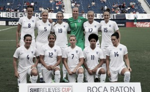 England announces SheBelieves Cup roster