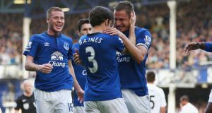 Everton 3-0 Aston Villa - Baines Stars As Toffees Dominate Villains