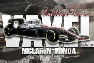 Análisis Técnico F1 VAVEL (II): McLaren-Honda MP4-30