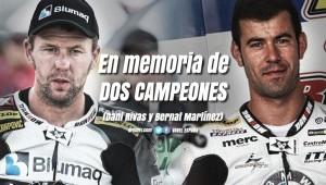 En memoria de dos campeones