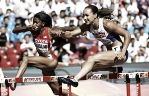 Jessica Ennis-Hill: Mother of the heptathlon