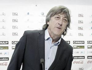 Enrique Martín ingresado en Urgencias
