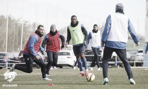 El Levante prepara el duelo frente al Athletic