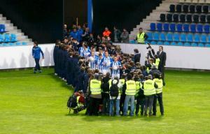 Resumen 21ª Jornada Segunda División B - Grupo II
