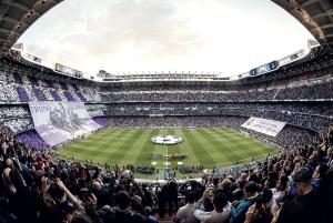 Reparto de entradas para la final de la Champions League