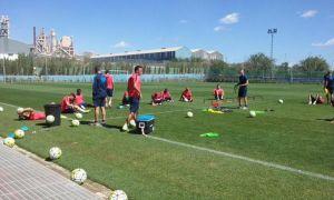 El Levante prepara el duelo frente a Las Palmas