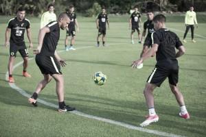 El Club América se prepara para el Apertura 2017