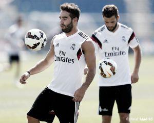 Vuelta a los entrenamientos en la Ciudad Real Madrid