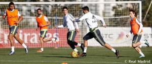 El Real Madrid comienza a preparar el choque en Ipurúa