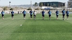 El Málaga vuelve a los entrenamientos